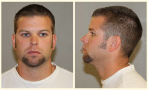 Stephen Garrett Thayer, a former corrections deputy with the Washington County Sheriff's Office, was arrested  Oct. 15 on 8 counts of sexual misconduct. Purgatory Correctional Facility, Hurricane, UT | Photo courtesy of Washington County Sheriff's Office