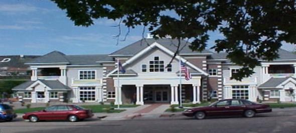 St. George Senior Center, 245 North 200 West, St. George   Photo courtesy of St. George Senior Center