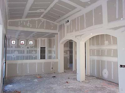 Drywall made with gypsum | Photo courtesy of Earth911