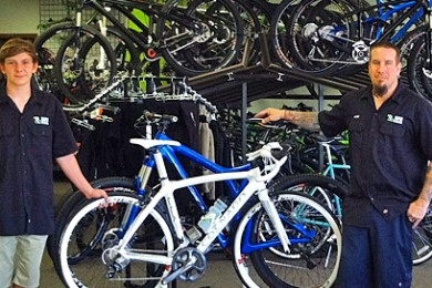 New rapid cycling shop offers a perfect fit for Southern