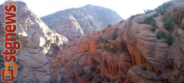Red Cliffs Recreation Area, Utah, 2011 | Photo by Joyce Kuzmanic, St. George News