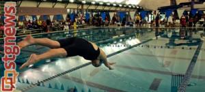 Swimming, 2013 Huntsman World Senior Games, St. George, Utah, Oct. 9, 2013 | Photo by Michael Nielsen, St. George News