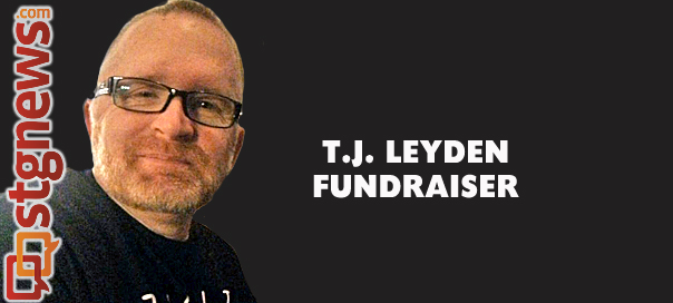 T.J. Leyden | Photo courtesy of T.J. Battle's Cancer page on GoFundMe.com