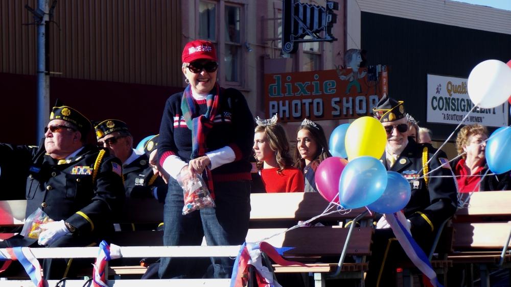 American Legion Post 90, City of St. George/American Legion Post 90 Veterans Day Parade and Concert, St. George, Utah, Nov. 11, 2013 | Photo by Alexa Verdugo Morgan, St. George News