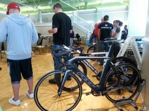 Southern Utah Bike Summit, St. George Art Museum, St. George, Utah, Nov .16, 2013 | Photo by Drew Allred, St. George News