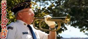 Lambert Jensen, American Legion Post 90 Honor Guard member, St. George, Utah, Nov. 11, 2012 | Photo courtesy of Pamala Englert