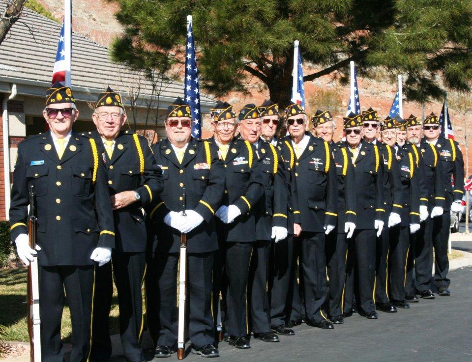 american legion s community service history founding of sgfd