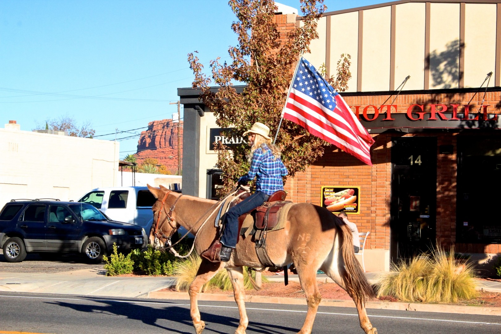 Veterans Day parade and presentation in St. George, Utah, Nov. 11, 2013 | Photo by Michael Nielsen, St. George News