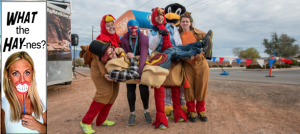St. George Turkey Trot 5K fun run for Dixie Care & Share, Seegmiller Historical Farm, St. George, Utah, Nov. 16, 2013 | Photo by Dave Amodt, St. George News
