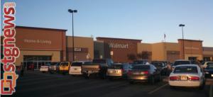 Wal-Mart, Hurricane, Utah, Nov. 26, 2013 | Photo by Mori Kessler, St. George News