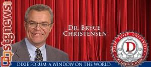 dixie-forum-Bryce-Christensen