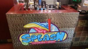 Fabulous Freddy's Splash Custom Built Drinks, with Dutchman's Cravings cookies, St. George, Utah, Nov. 7, 2013   Photo by Brett Barrett, St. George News
