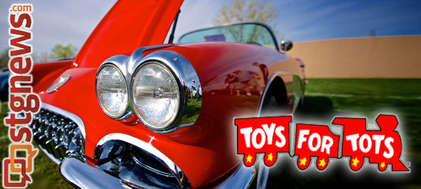 toys for tots truck meet ups