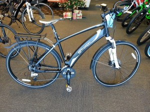 One of the e-bikes at eSpokes, electronic bike shop, St. George, Utah   Photo by Drew Allred, St. George News