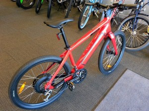 The ST1 electronic bike by Stromer, ESpokes, electronic bike shop, St. George, Utah | Photo courtesy of eSpokes, St. George News