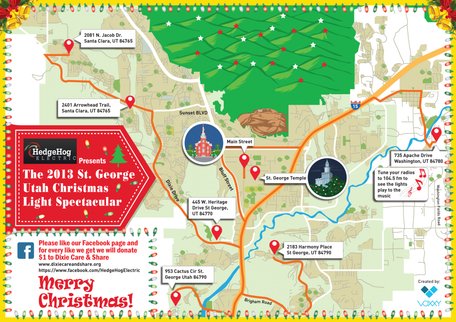 story continues below christmas light map of st george graphic courtesy of tyler king st