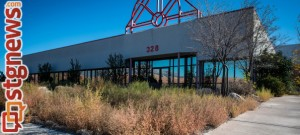 The old Mikohn Gaming & Sign building, Hurricane, Utah, Dec. 2, 2013 | Photo by Dave Amodt, St. George News