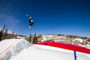 Picture of BagJump, photo  courtesy of Brian Head Resort