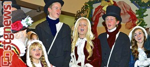 Last years Dickens' Christmas Festival, St. George, Utah, Nov. 30, 2012 | Photo by Dave Amodt, St. George News