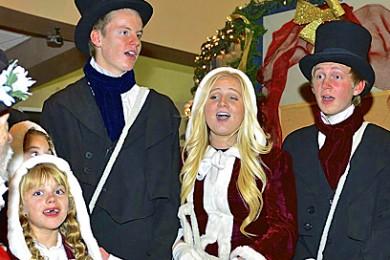 dickens christmas festival 4 days of nostalgic entertainment - Dickens Christmas Festival