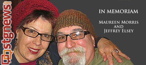 L-R: Maureen Morris and Jeff Elsey, Rockville, Utah, December 2013 | Photo courtesy of Elise West, St. George News