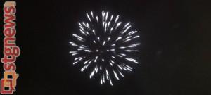 Fireworks at the New Year's Eve 2014 Family Fest, Washington City Community Center, Washington, Utah, Dec. 31, 2013 | Photo by Joyce Kuzmanic, St. George News