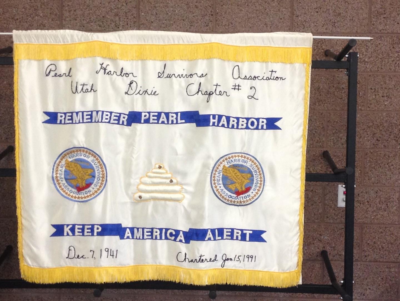 Pearl Harbor Survivors Ceremony, Southern Utah Veterans Center | Photo by Scott Heinecke, St. George News