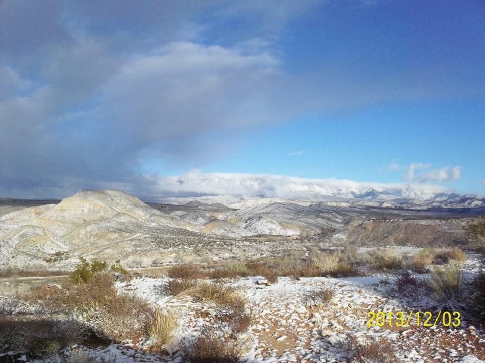 Snowfall in Southern Utah; STGnews Photo Gallery - St ...