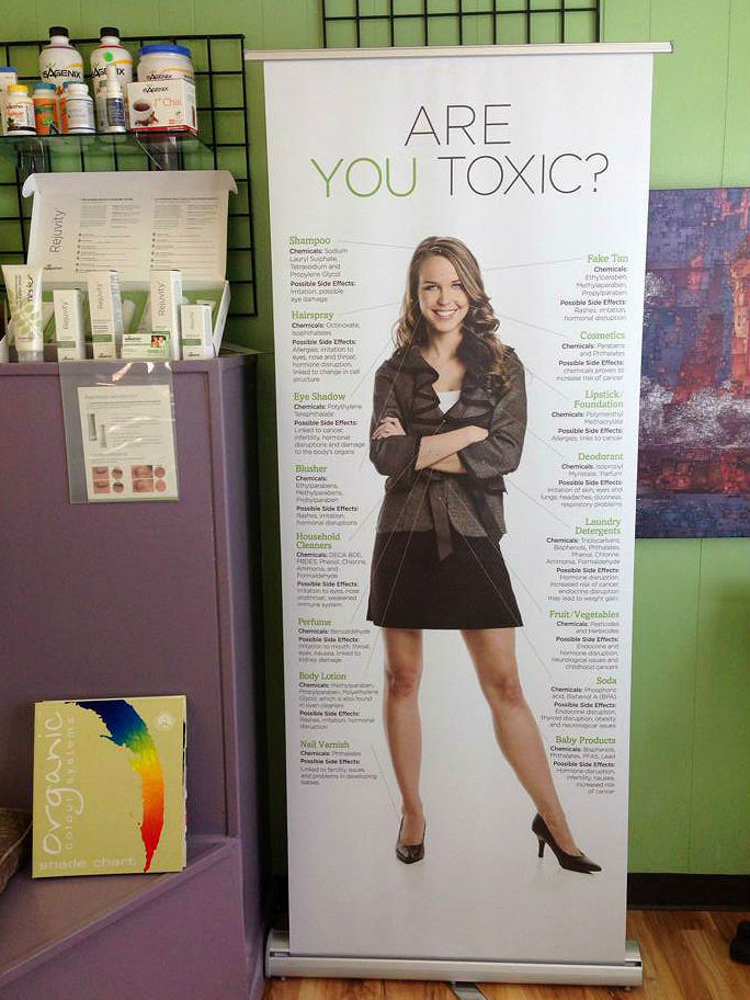 Fusion Organic Salon is a health conscious, toxic-free salon, St. George, Utah, Oct. 22, 2013   Photo courtesy of Fusion Organic Salon, St. George News