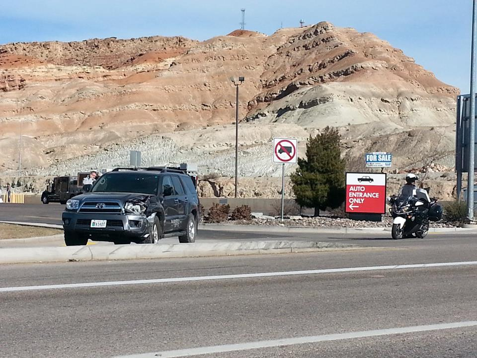 Brigham City Car Accident