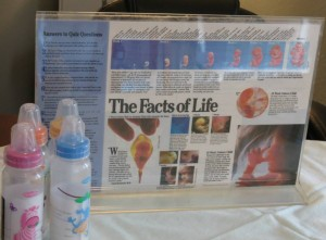 Hope Pregnancy Care Center's open house for Sanctity of Human Life Sunday 2014, St. George, Utah, Jan. 19, 2014 | Photo by Sandie Divan, St. George News