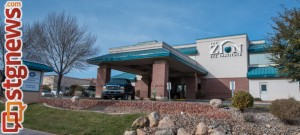 The Zion Eye Institute, St. George, Utah, Jan. 24, 2014 | Photo by Dave Amodt, St. George News