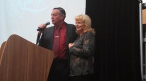 Mayor Dan McArthur and Bunny McArthur, St. George, Utah, Jan. 2., 2014 | Photo by Mori Kessler, St. George News