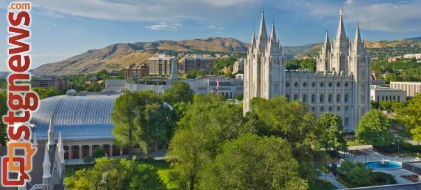 Temple Square, Salt Lake City, Utah, 2010 | Photo Courtesy of  Intellectual Reserve, Inc.