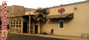Roy's Pizza at 1013 E., 700 S., St. George Utah   Photo courtesy of Nolan Crouch, St. George News
