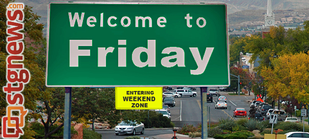 Image result for pictures of TGIF signs
