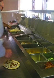 Freshly made pizza at Roy's,1013 E., 700 S., St. George Utah   Photo courtesy of Nolan Crouch, St. George News