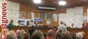 City of St. George Planning Commission meeting, St. George, Utah, Jan. 21, 2014 | Photo by Natalie Barrett, St. George News