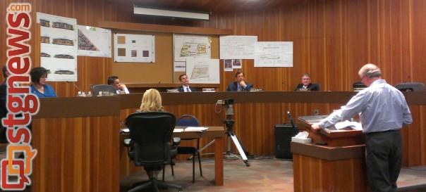 St. George City Council, St. George, Utah, Jan. 9, 2014 | Photo by Natalie Barrett, St. George News