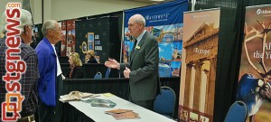 From today's Morris Murdock Travel Expo, Dixie Convention Center, St. George, Utah, Jan. 22, 2014 | Photo by Drew Allred, St. George News