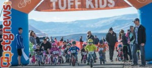 Tuff Kids Criterion Race, St. George, Utah, Feb. 2, 2014 | Photo by Dave Amodt, St. George News