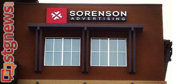 Sorenson Advertising, St. George, Utah, February 2014   Photo courtesy of Sorenson Advertising, St. George News