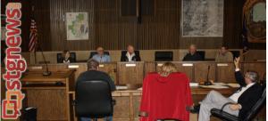 LaVerkin City Council, LaVerkin, Utah, Feb. 6, 2014 | Photo by Reuben Wadsworth