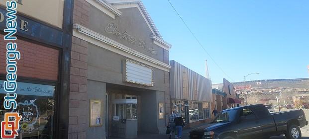 The Electric Theater, St. George, Utah, Feb. 24, 2014 | Photo by Mori Kessler, St. George News
