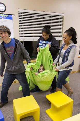 Participants in the Friday's Kids Respite program in Orem, Utah, date not provided | Photo courtesy of Friday's Kids Respite, St. George News