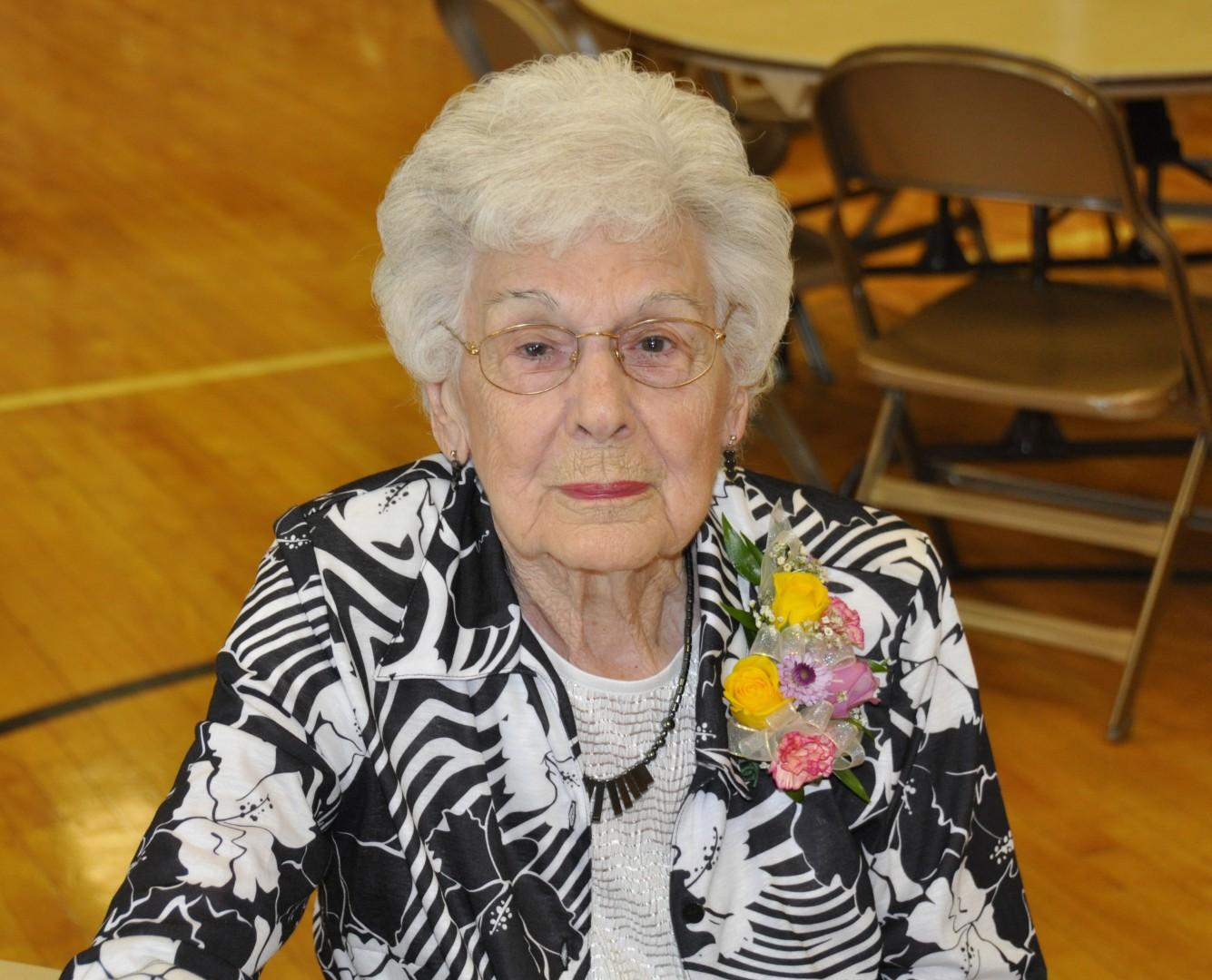 Charlotte Mary Hartman Whitaker Cedar City News