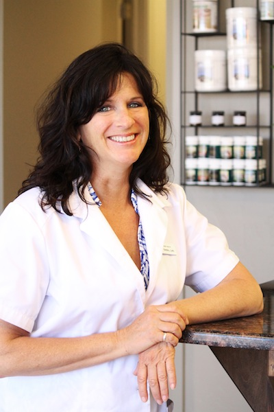 Amy Lee, licensed acupuncturist, East West Health, St. George, Utah, April 17, 2014 | Photo by Amber Green, St. George News