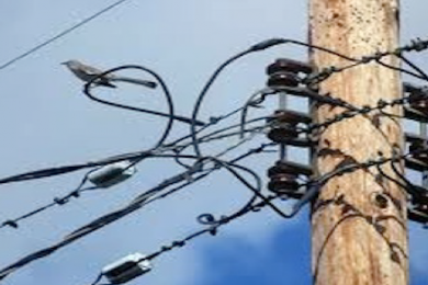 Transmission Line Trips Causes Power Outage St George Areas St