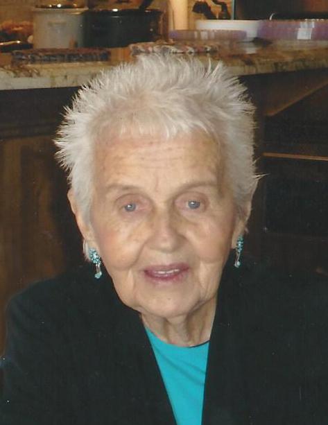 Vandenberghe, Mary Obit