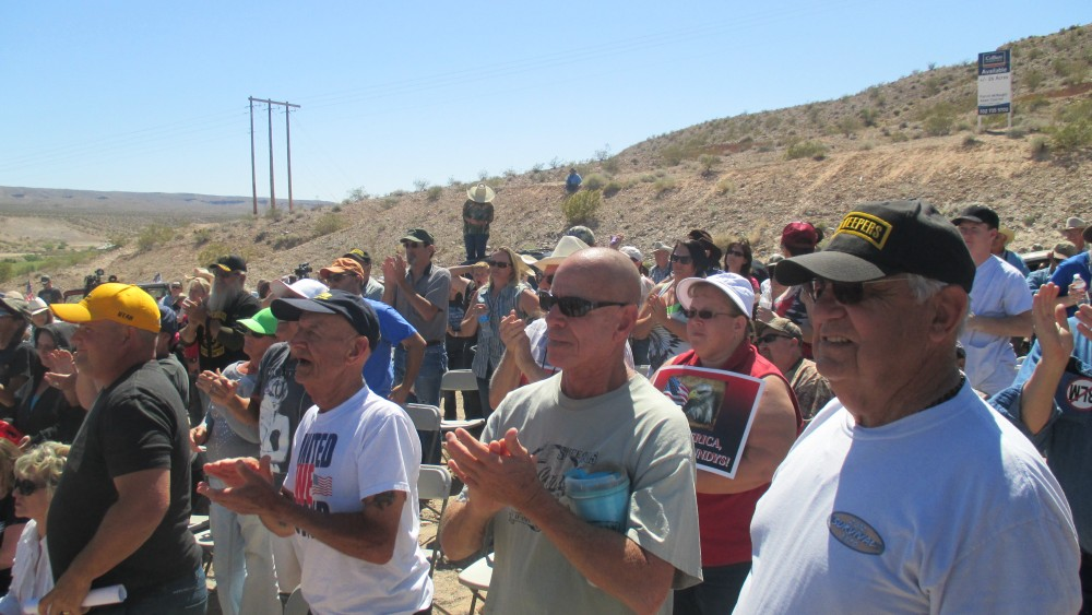 Cliven Bundy caught up in controversy  - AnthroScape
